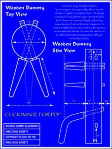 Wing Chun Wooden Dummy: How to Build Wing Chun Kung Fu Wooden Dummy