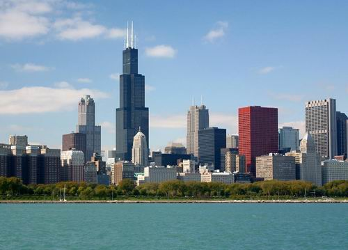 Share Three Hours to Take Chicago City Views While on Business Trip
