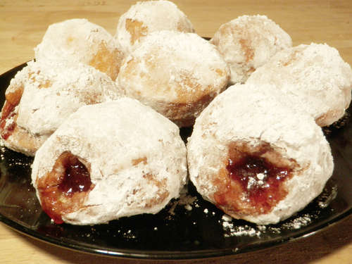 13 Steps to Make Jelly Doughnut Cuisine