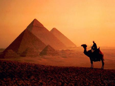 Mysteries of Egypt Pyramids Building Solved