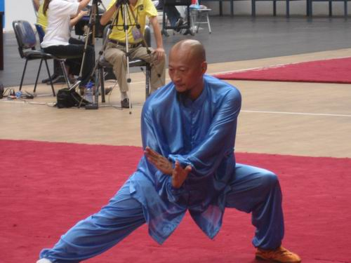 Shaolin Luo Han Quan Styles and Training Skills