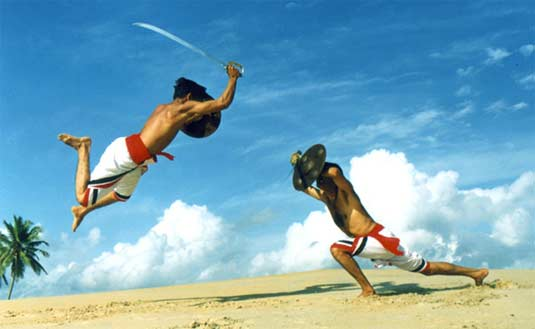 martial arts form