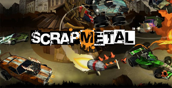 Scrap Metal Game Set to Release in March