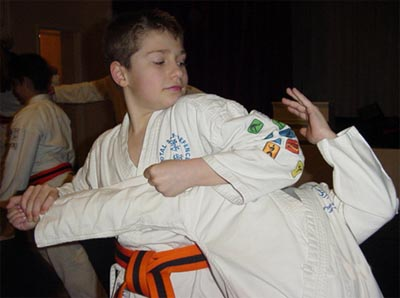 self defence for kids