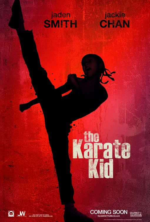 The Karate Kid Trailer Released