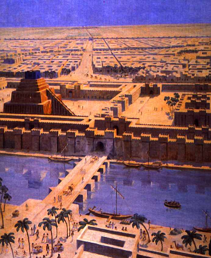the most mysterious country-Ancient Babylon