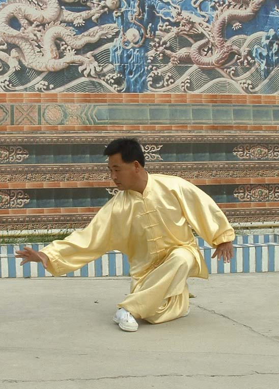 xing yi quan competition 2003