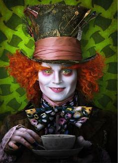 Alice in Wonderland Movie 2010 Review: Big Shock To Hearts