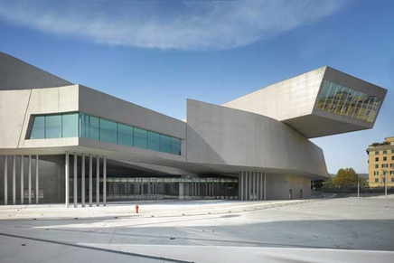 Why Architect Zaha Hadid's MAXXI Is So Welcome