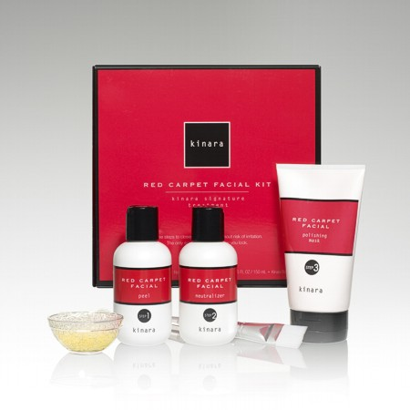 Win Kinara Spa's Red Carpet Facial Kit Giveaway With Hollywood Movie Stars