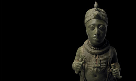 Sculpture Art of Ife, a Medieval City State in West Africa