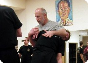 YMAA Boston Offers Chin Na Special Class Free of Charge for Active Students