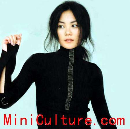 Chinese Singer Faye Wong Photo