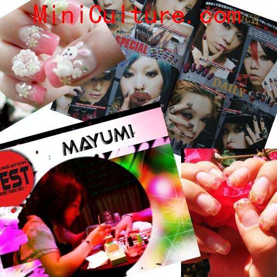 Cute Chinese Nail Designs 2010 Pictures