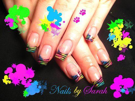 Easy and simple but cool nail designs for girls