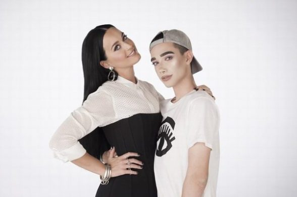CoverGirl brand's first male CoverBoy: Teen makeup artist James Charles breaks beauty barriers