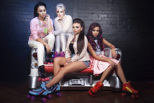 Little Mix Talk NEW Single
