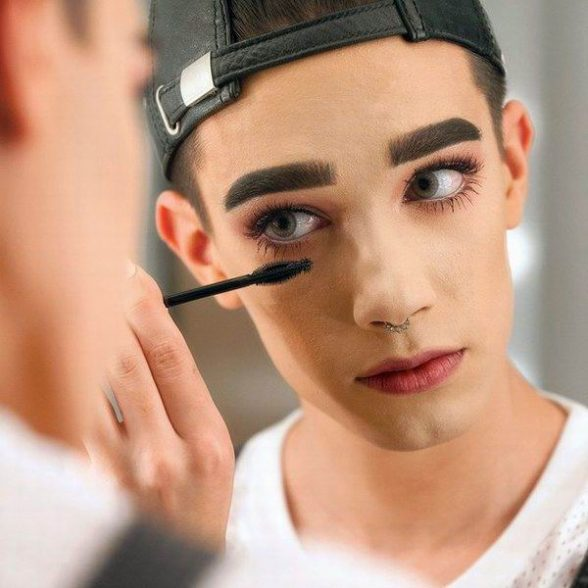 Teen makeup artist James Charles